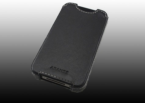 iPhone 4S Pouch Leather Case