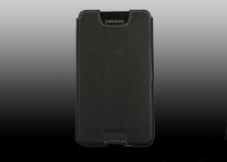 Samsung Galaxy S 2 Pouch Leather Case